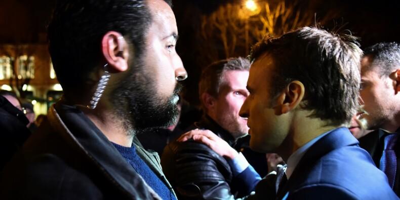 "L'Elysée engage ""la procédure de licenciement"" de Benalla, en garde à vue"