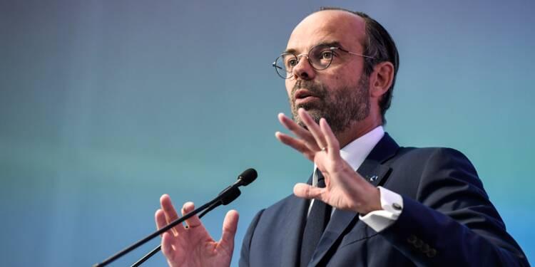 """Benalla: réclamé à l'Assemblée, Philippe """"continue son agenda"""" sur le Tour de France"""