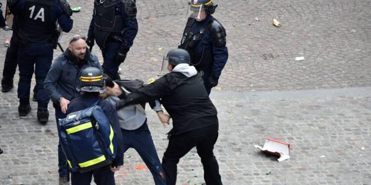 """Affaire Benalla: le président français récuse toute """"impunité"""""""
