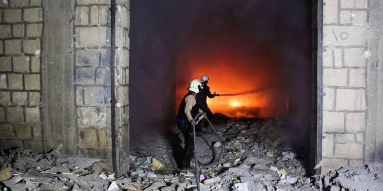 Syrie: Israël a évacué 800 Casques blancs et leur famille vers la Jordanie