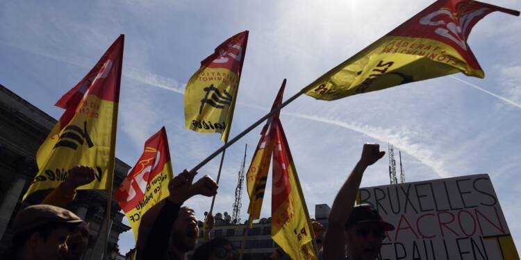 SNCF: la CGT organisera des rassemblements le 18 septembre