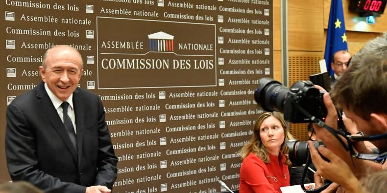 Benalla: Collomb charge le préfet, le directeur de cabinet de Macron auditionné mardi
