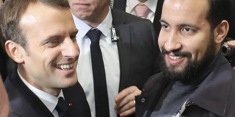 """Benalla dénonce """"une volonté d'atteindre"""" Macron, dans une interview au Monde"""