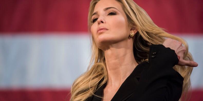 Ivanka Trump : devenue une cible, la marque est arrêtée!