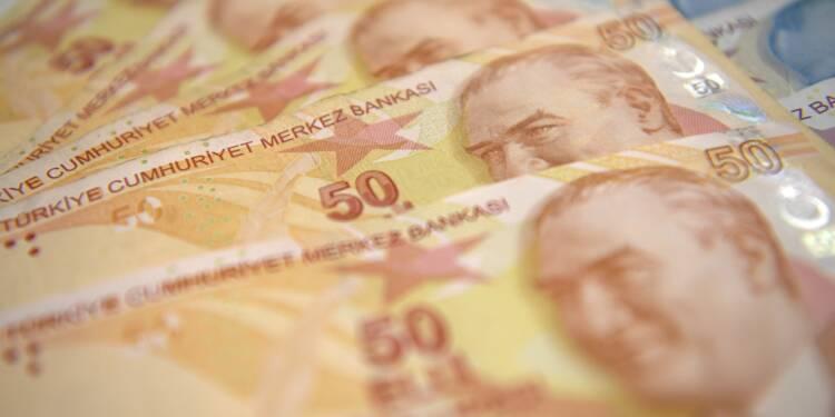 """Turquie: la banque centrale prendra """"toutes les mesures nécessaires"""""""