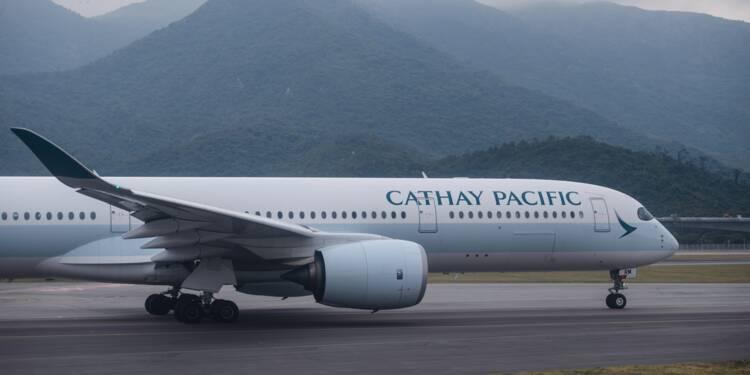 Référencement de Taïwan: Cathay et des compagnies américaines cèdent à Pékin