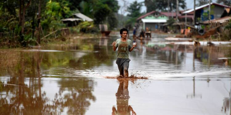 La construction frénétique de barrages met en péril le fragile Laos