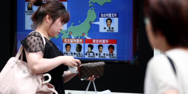 Japon: les 13 condamnés à mort de la meurtrière secte Aum ont été pendus