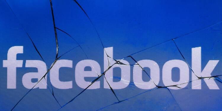 Facebook dans la tourmente, son horizon financier s'assombrit