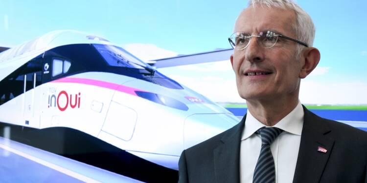 """Le """"TGV du futur"""" de la SNCF: un train modulable et moins cher"""