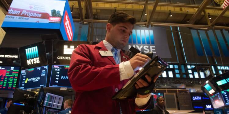 Wall Street rebondit et termine en hausse