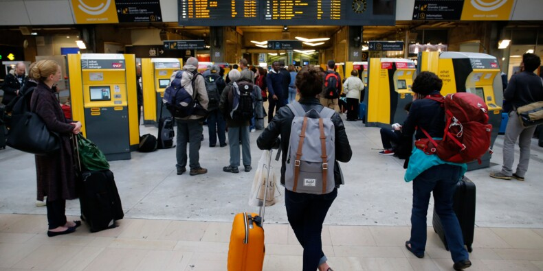 Gare Montparnasse : trafic interrompu, la SNCF promet des remboursements