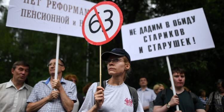 A Rome, Moscou et Managua, ces réformes des retraites qui provoquent la colère