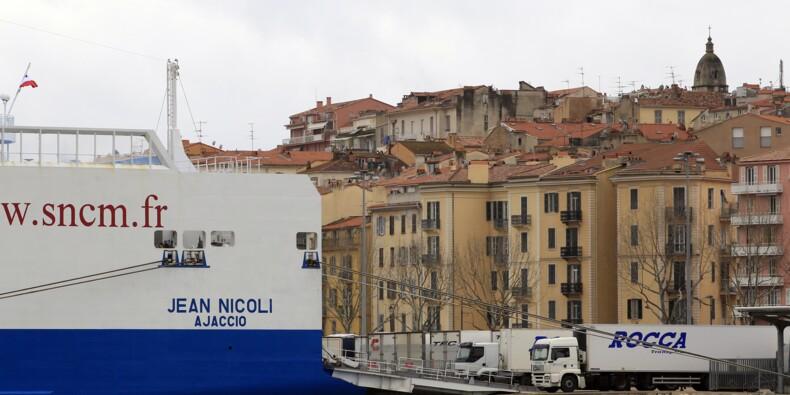 L'Assemblée de Corse renonce à acquérir deux navires de l'ex-SNCM