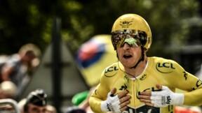 Tour de France: Geraint Thomas à 116 km de la victoire finale