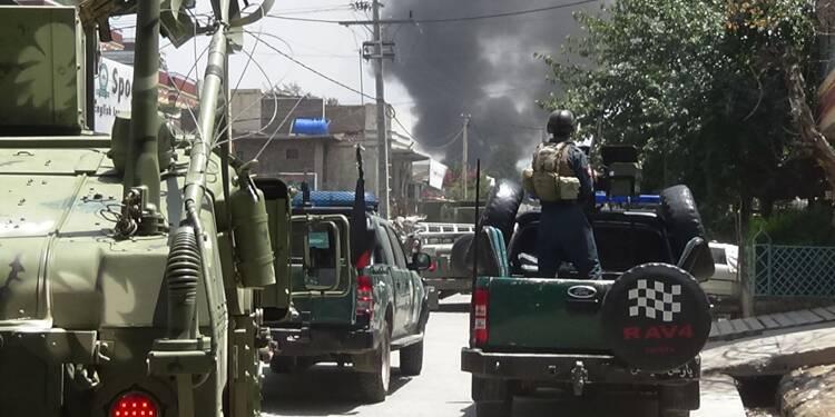Afghanistan : attaque contre une école de sages-femmes dans l'est