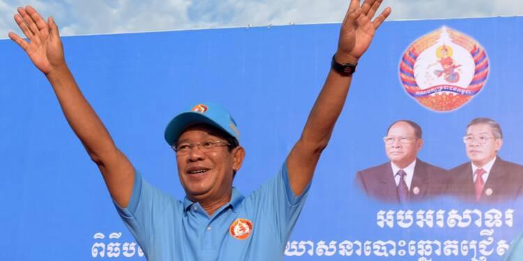 Législatives dimanche au Cambodge: opposition muselée, plébiscite attendu de Hun Sen