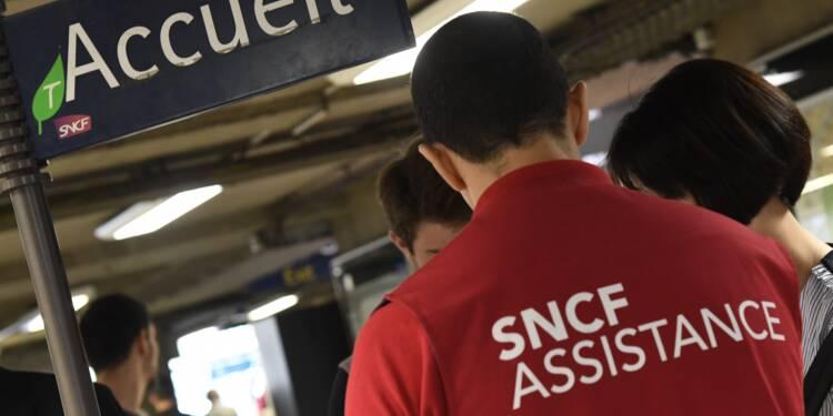 """Montparnasse: trafic """"proche de la normale"""" vendredi, annonce la SNCF"""
