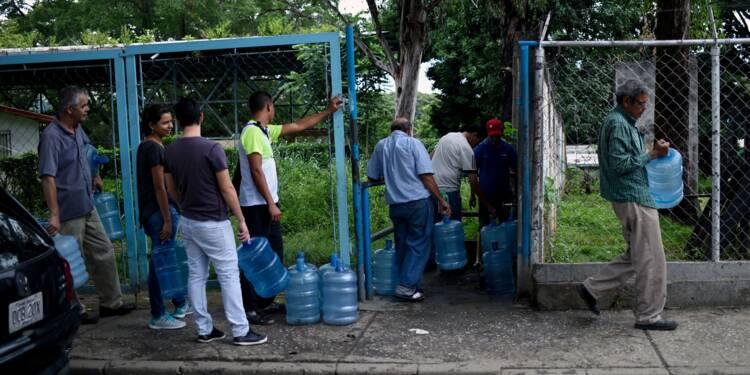 San Juan de los Morros, la ville vénézuélienne où rien ne marche