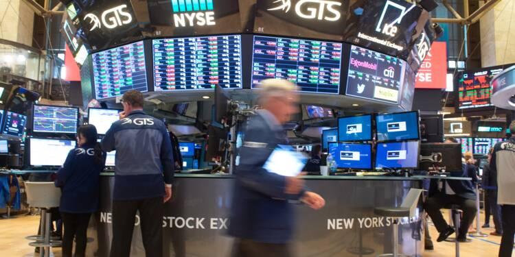 Wall Street hésite à l'ouverture après un rapport mitigé sur l'emploi