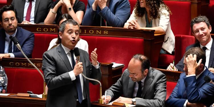 La France abaisse sa prévision de croissance, mais maintient son objectif de déficit