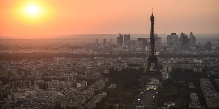 La Tour Eiffel fermée mercredi après-midi en raison d'un conflit social