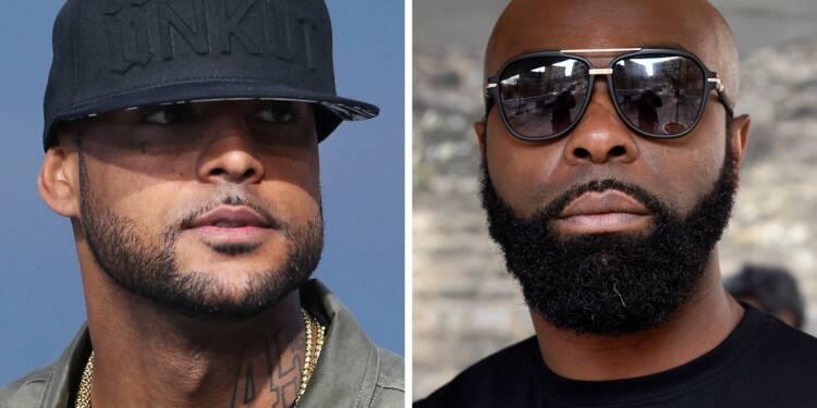 Rixe à Orly: au tribunal, les rappeurs Booba et Kaaris se rejettent la faute