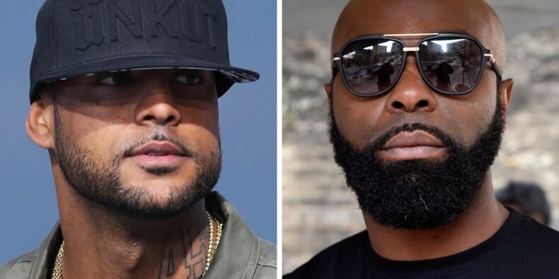 """""""Clash"""" de rappeurs à Orly: la garde à vue de Booba et Kaaris prolongée"""