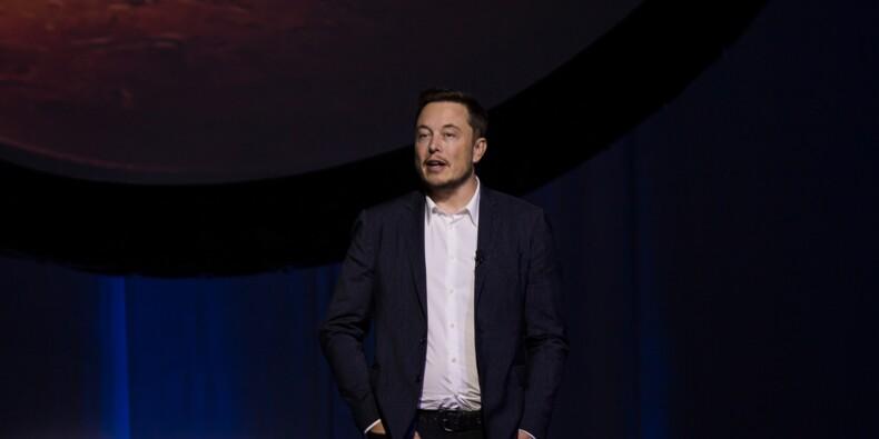 Tesla rassure sur sa production malgré les frasques d'Elon Musk