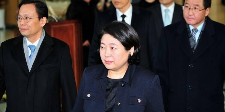 Séoul autorise la présidente de Hyundai à se rendre en Corée du Nord