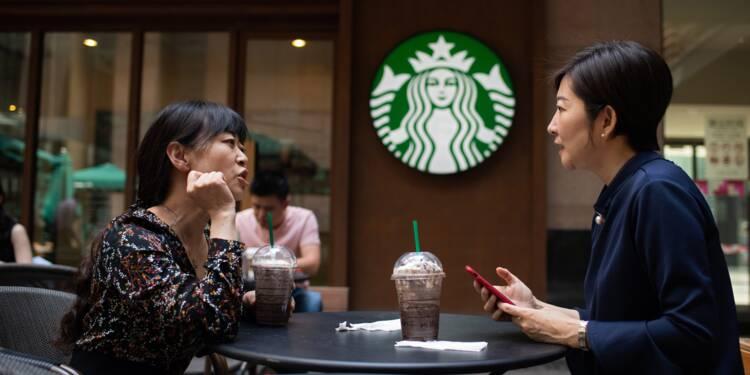 Chine: Starbucks s'allie au géant de l'e-commerce Alibaba pour livrer ses cafés