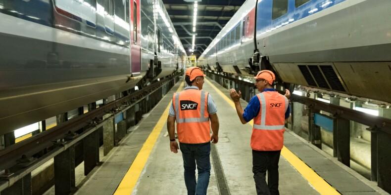 Montparnasse: la SNCF assurera tous ses trains vendredi