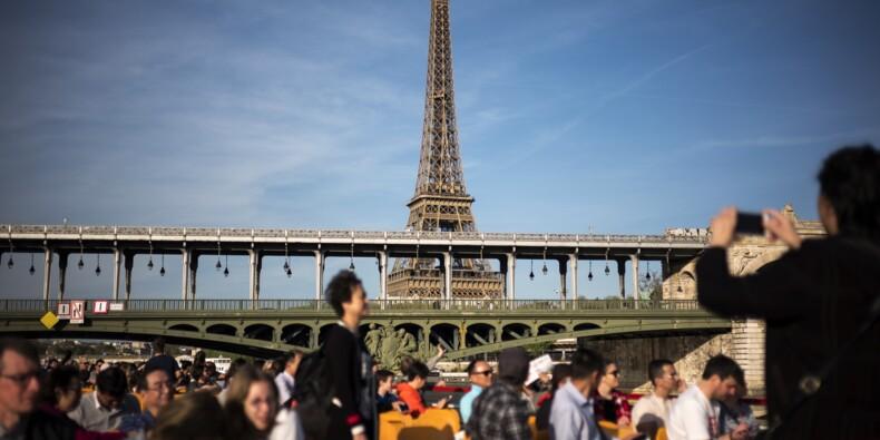 Tourisme: bonne fréquentation sur la première moitié de l'année