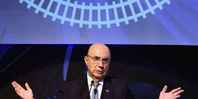 """Candidat des marchés, Meirelles veut redonner """"confiance"""" au Brésil"""