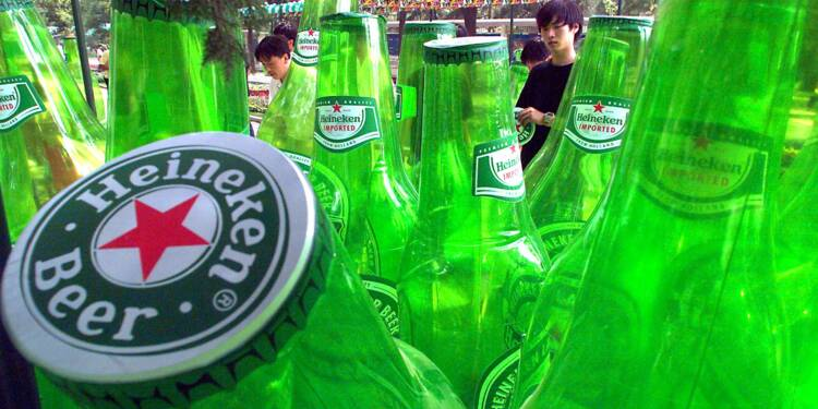 En Chine, Heineken rentre pour 2,7 milliards d'euros au capital du principal brasseur local