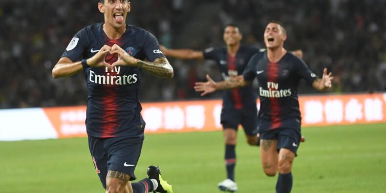 Trophée des Champions: premier examen réussi pour Tuchel, Paris s'offre un record et retrouve Neymar