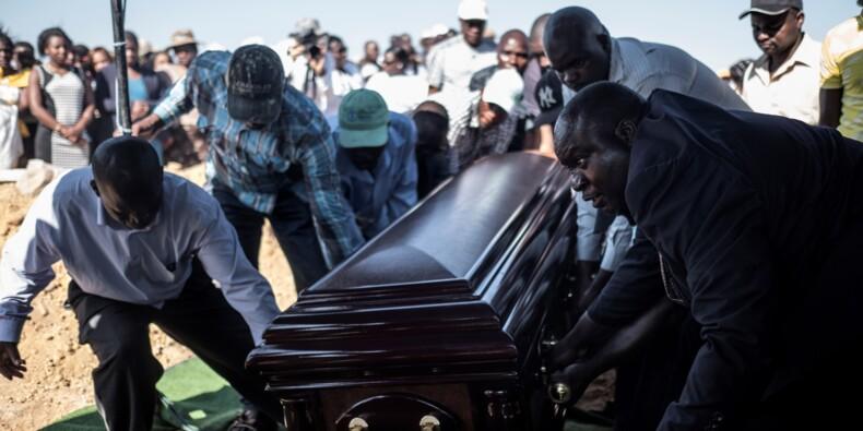 Zimbabwe: les opposants arrêtés restent en prison, le président joue l'apaisement