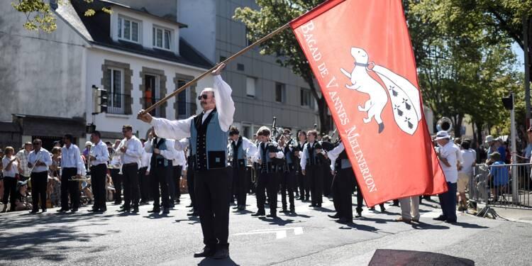 """""""Bravo Lorient !"""" Carton plein pour la Grande Parade du Festival interceltique"""
