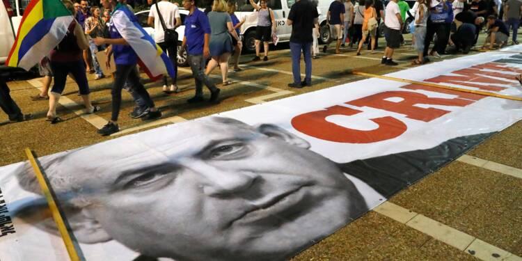 """Avec la loi sur """"l'Etat-nation juif"""", Netanyahu prépare les futures élections"""