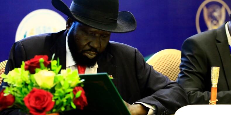 Soudan du Sud: les belligérants signent un accord sur le partage du pouvoir