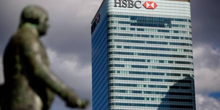 HSBC rattache des activités européennes vers la France sur fond de Brexit