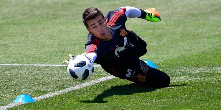 Bilbao: départ du gardien Kepa Arrizabalaga, pressenti à Chelsea