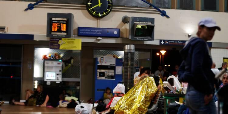La France sort de la canicule, le Sud sous la menace des orages
