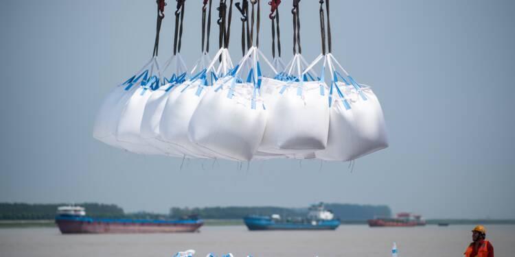 La Chine résiste à la guerre commerciale en juillet, avec un bond de ses exportations