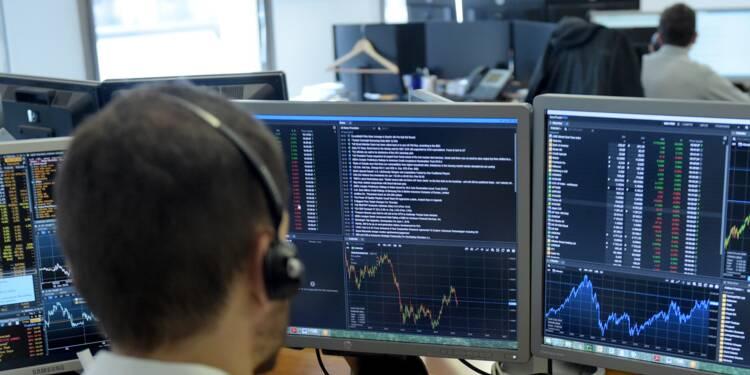 La Bourse de Paris tente un petit rebond jeudi matin (+0,23%)