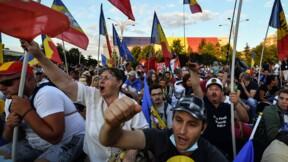 Les Roumains à nouveau dans la rue contre le gouvernement