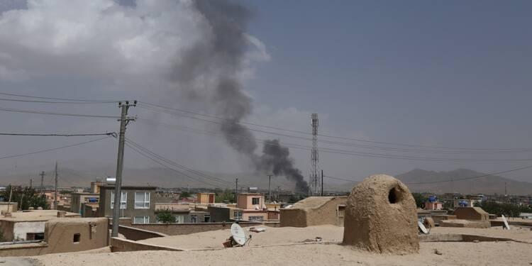 Afghanistan: confusion à Ghazni, les communications coupées