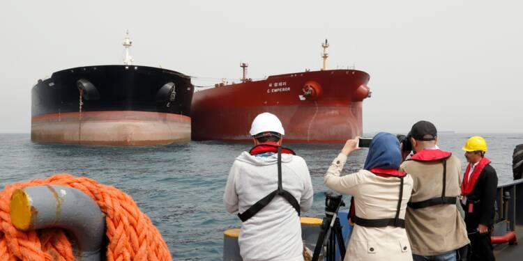 L'Iran continue d'écouler son pétrole avec des tankers se faisant très discrets
