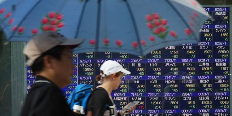 Bourse de Tokyo: le Nikkei chute de près de 2% en clôture, à cause de la Turquie