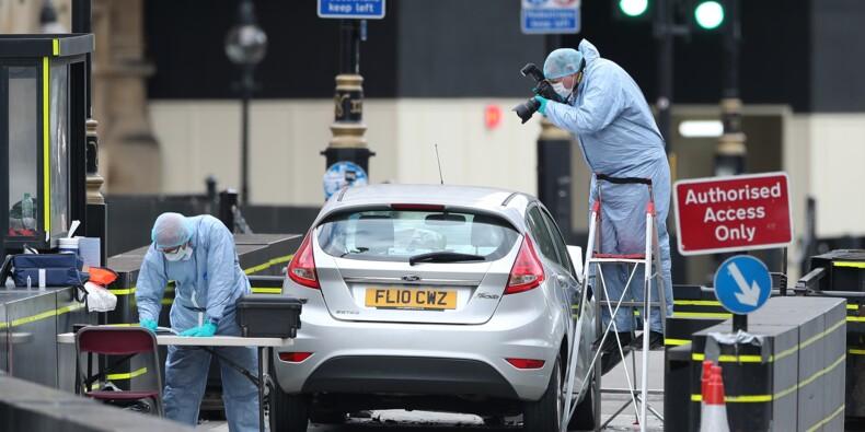 """Attentat à Londres : le suspect accusé de """"tentative de meurtre"""""""